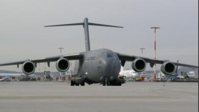 Photo of طائرات عسكرية أميركية تنقل مُساعدات لفنزويلا