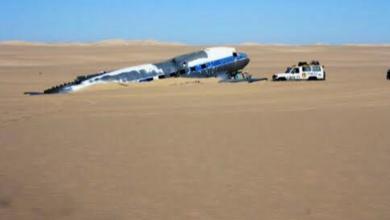 "Photo of طائرة ""DC-3"".. وقصص رُعب في سماء ليبيا"