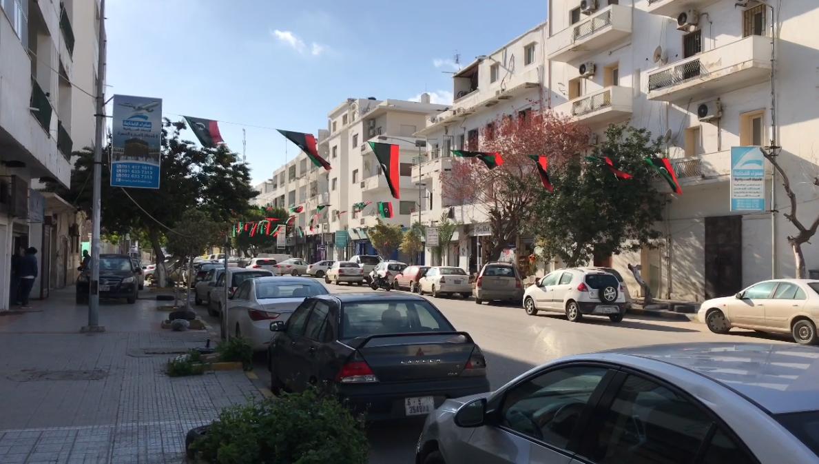 ضغوط لاستئناف العملية السياسية في ليبيا   قناة 218