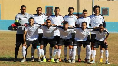 فريق الملعب الليبي 2019