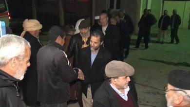 فريق طبي من طرابلس يتطوع لمعالجة المرضى في باطن الجبل