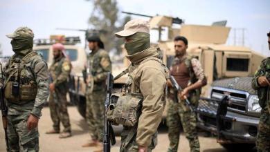 قوات سوريا الديمقراطية - صور أرشيفية