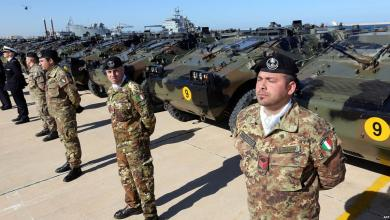 Photo of توجّه إيطالي لنشر قوات أكثر في أفريقيا