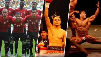 كمال القرقني - مالك الزناد - منتخب ليبيا لكرة القدم