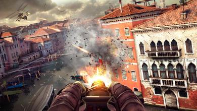 صورة تعرف على الإصدار الجديد من لعبةModern Combat: Blackout