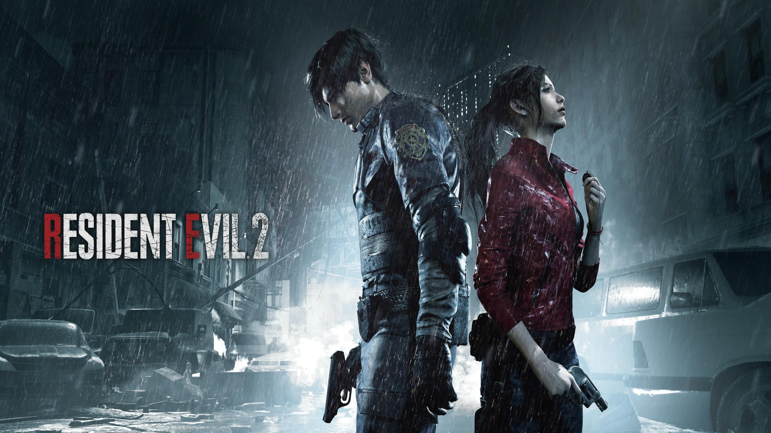 مراجعة Resident Evil 2