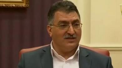 مدير الشؤون القانونية لمصرف الصحارى عمر الحباسي