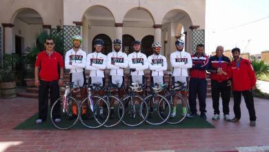 منتخب الدراجات يستعد لطواف موريتانيا