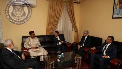 Photo of بحث سبل تعزيز التعاون الأمني مع النيجر