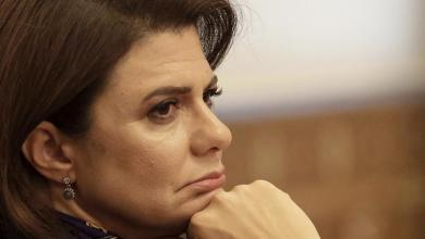 وزيرة الداخلية اللبنانية ريا الحسن