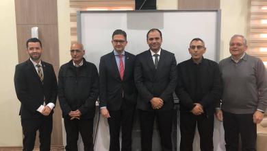 Photo of مساع لتطوير تعليم ليبيا بخبرات ألمانية