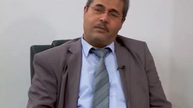 وزير العمل والشؤون الاجتماعية في الحكومة المؤقتة مسعود صوة
