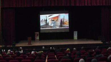 عرض وثائقي في ختام جائزة دوركاس في سبها