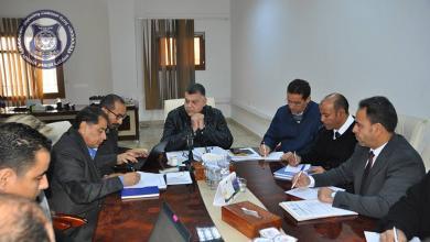 اجتماع في الداخلية نحو تدشين منظومة معلوماتية بالتعاون مع البعثة الأممية