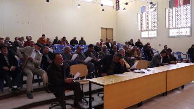 """Photo of معلمو ليبيا يجددون في """"الخُمس"""" احتجاجهم"""