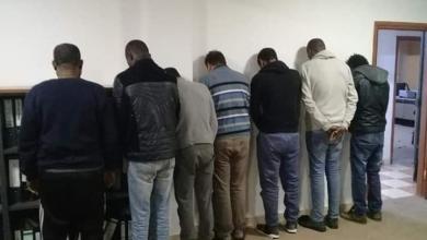 "Photo of القبض على أكبر ""عصابة سطو"" في ""بنغازي"""