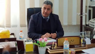 رئيس الهيئة العامة للمواصلات والنقل بالحكومة المؤقتة محمد علي عبد القادر