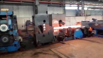 Photo of إنجاز مهم في مصنع للشركة العامة للحديد والصلب