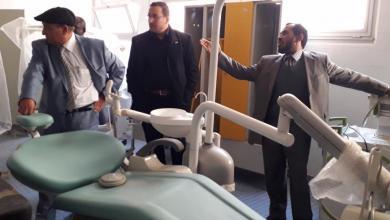 المرافق الطبية في أوباري