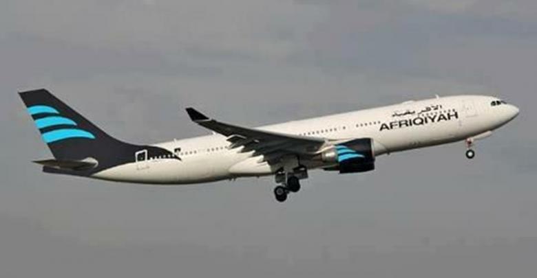 طائرة تابعة للخطوط الأفريقية - صورة أرشيفية