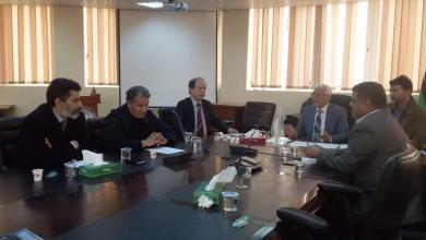 اجتماعا لتدارس الوضع الصعب الذي تمر به كليات الطب البشري في جميع الجامعات في ليبيا.
