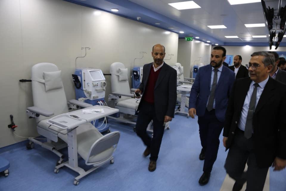 وكيل عام وزارة صحة الوفاق محمد هيثم