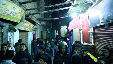 ارتفاع حصيلة قتلى تفجير العبوة الناسفة في القاهرة