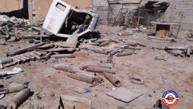 انفجار في مزدة يؤدي لوفاة أحد المواطنين