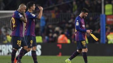 "Photo of ""برشلونة"" يتعثر ويشعل ""صراع الليغا"""