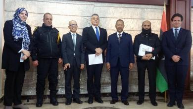 Photo of مساع لتعزيز العلاقات البلدية بين ليبيا وإيطاليا
