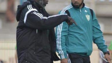 المدرب محمد الككلي و العيساوي