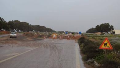 Photo of استمرار أعمال صيانة الساحلي في سرت