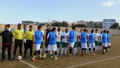 Photo of الأهلي طرابلس والمحلة تستكمل الأحد بملعب طرابلس