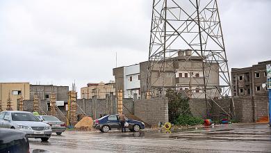 "Photo of ""اعتداء خطير"" على برج كهرباء بعين زارة"