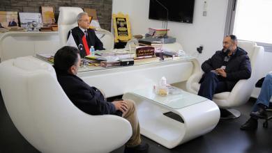 Photo of عبد ربه يلتقي مسؤولي هيئة مكافحة الفساد