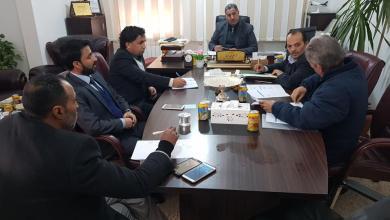 """Photo of متابعة لأعمال مطار """"طبرق"""" الدولي"""