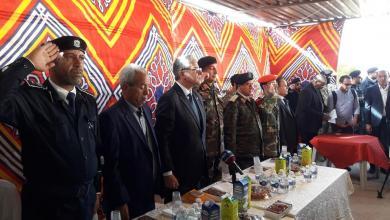 Photo of إعادة افتتاح مركز شرطة تاورغاء