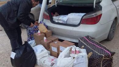"""Photo of ضبط أدوية """"غير مرخصة"""" في بنغازي"""