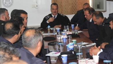 Photo of اجتماع أمني موسع بمديرية أمن الجفارة