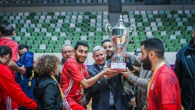 Photo of الاتحاد يتوج بلقب كرة الصالات على مستوى طرابلس