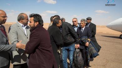Photo of لجنة من المؤقتة تزور الجنوب وتلتقي قادة الجيش