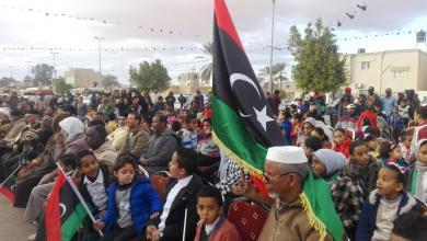 Photo of الليبيون يحتفلون بذكرى فبراير (صور وفيديو)