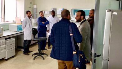 Photo of صحة الوفاق: مخزن للإمداد الطبي بطريق الشوك