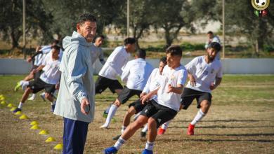 المنتخب الأولمبي يواصل التحضير في سوسة التونسية