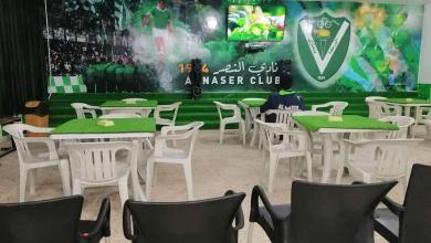 Photo of مقهى النصر يفتتح بحلة جديدة