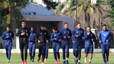 Photo of الفريق الأول لنادي الاتحاد يتجاوز فريق الأواسط بهدفين
