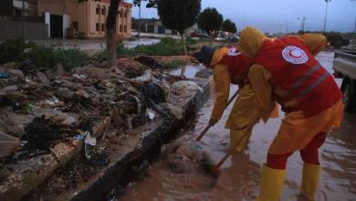 Photo of الهلال الأحمر المرج ينجد المتضررين من الأمطار الغزيرة