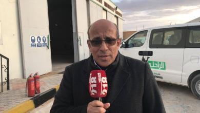 عضو لجنة إدارة شركة البريقة لتسويق النفط للمناطق الوسطى والشرقية للشؤون الفنية خيرالله صالح
