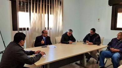 Photo of بلدية بنغازي تعقد اجتماعا حول إعمار المدينة