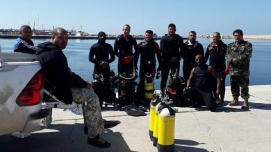 Photo of ميناء بنغازي يواصل نفض غُبار الحرب